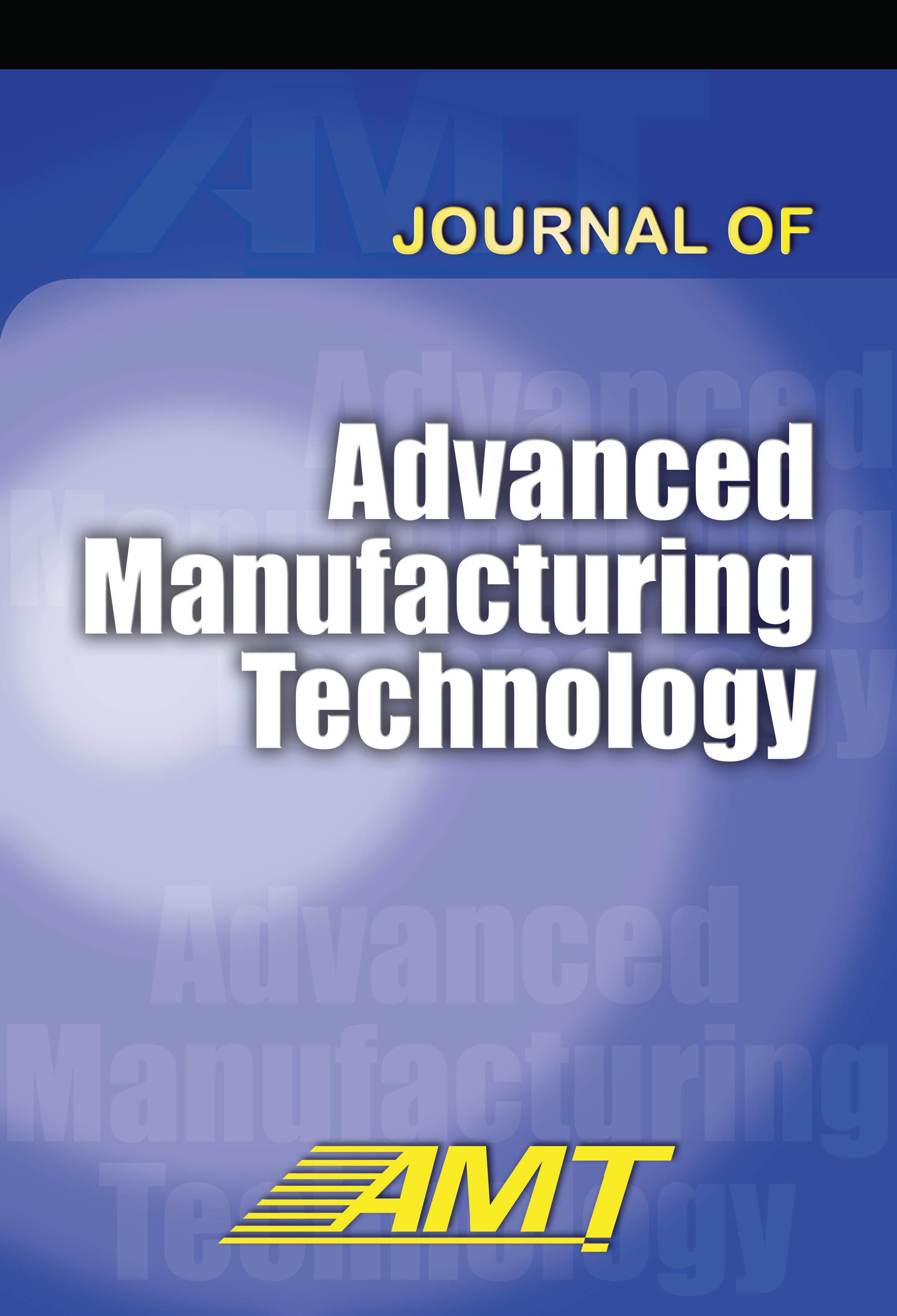 Journal of Advanced Manufacturing Technology | ICI Journals Master List