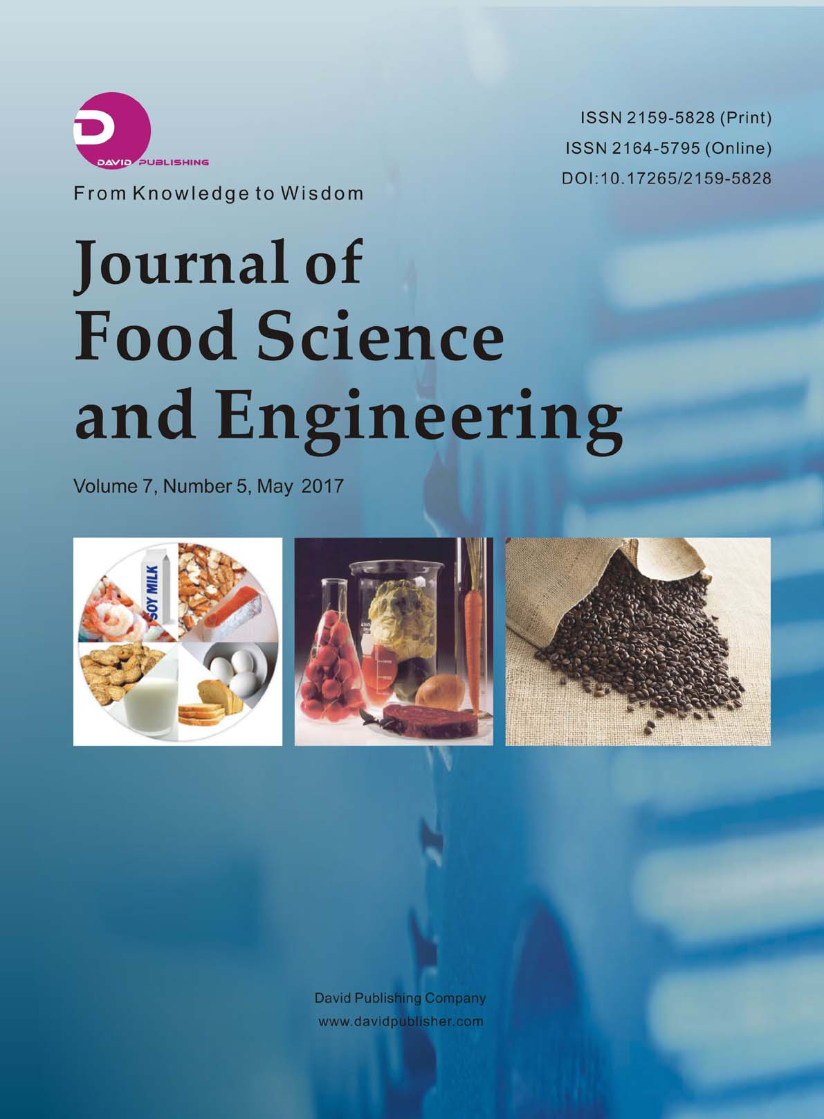 Journal of Food Science and Engineering | ICI Journals Master List