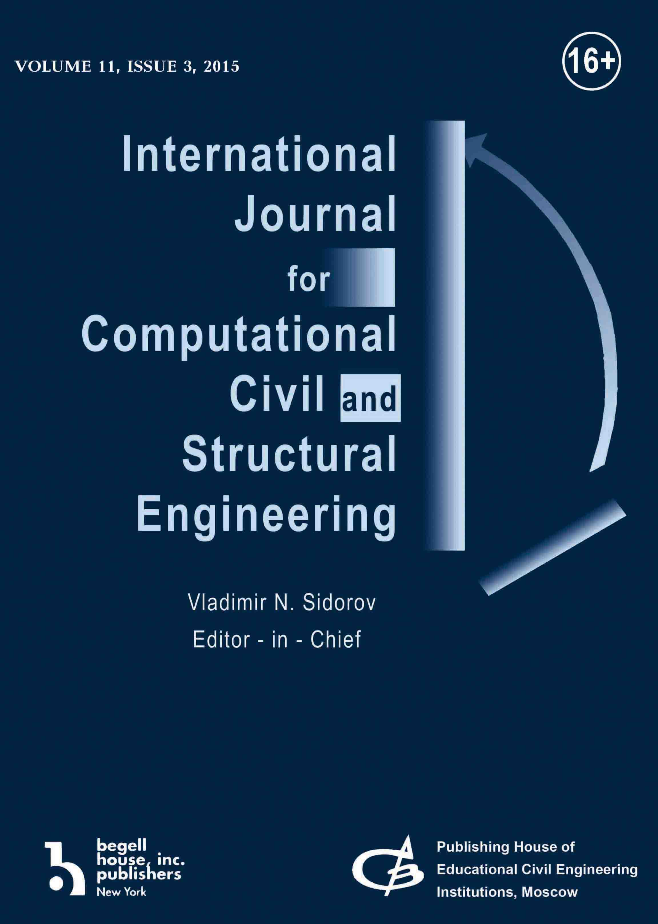 International Journal for Computational Civil and Structural