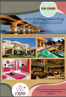 EIJO Journal of Civil Engineering, Architecture, Interior Design and