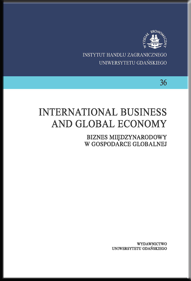 International Business and Global Economy | ICI Journals Master List