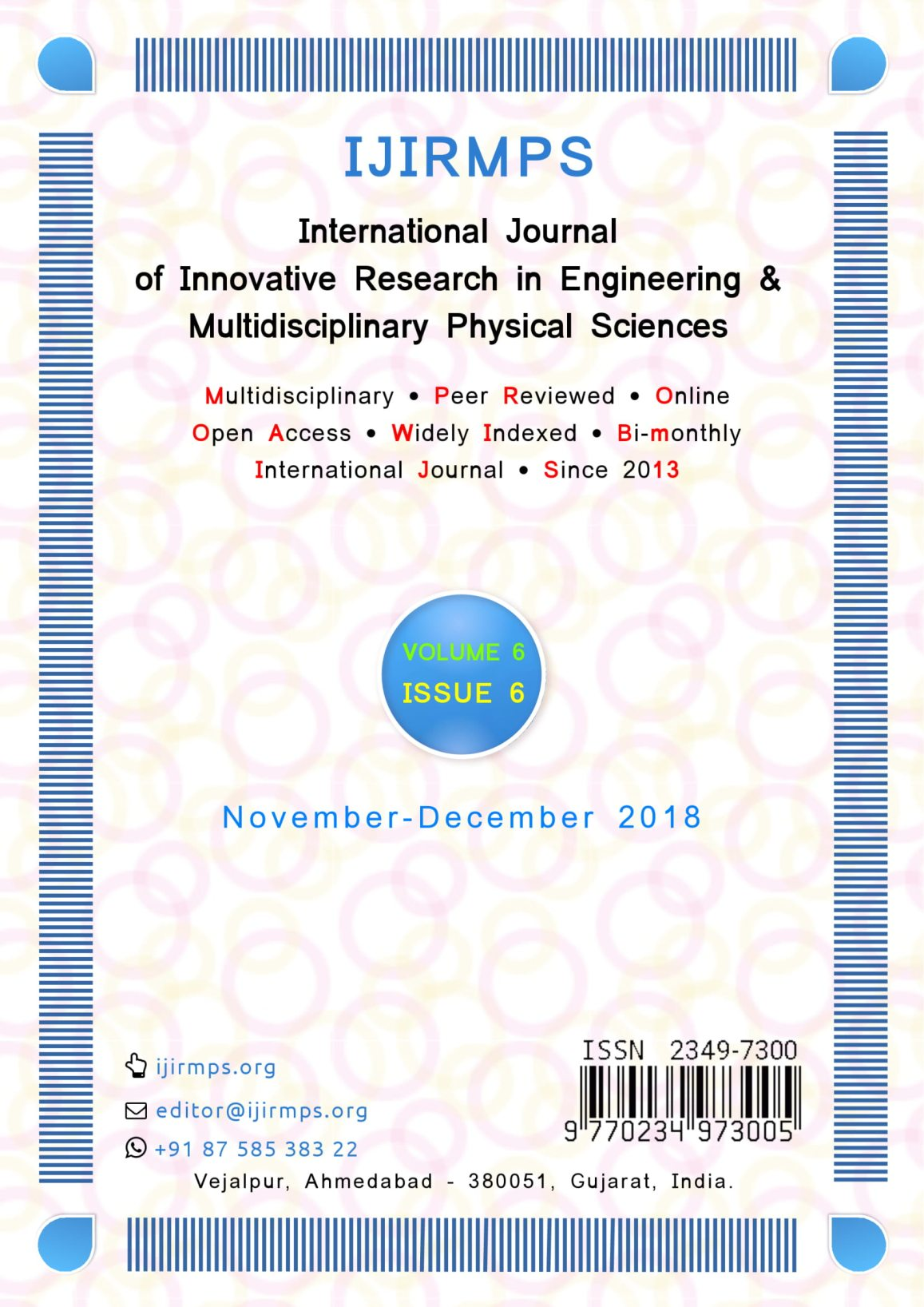 ICI World of Journals | ICI Journals Master List