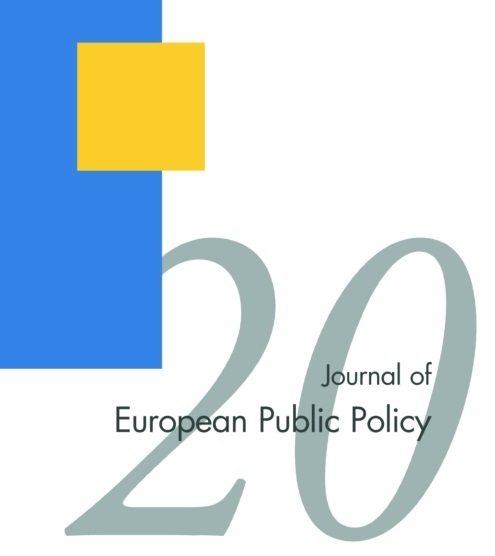 Journal of European Public Policy | ICI Journals Master List