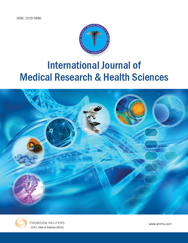 International Journal Of Medical Research Health Sciences Ici Journals